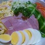 焼肉の井筒屋 - 井筒屋サラダ
