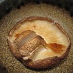 17135136 - 原木椎茸焼き (850円 )