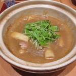 17135139 - 合い鴨 治部煮 (2,150円)