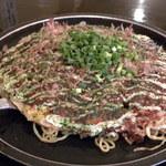 コナヤ - 料理写真:広島焼き