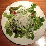 17138211 - パスタセット 1050円 のサラダ