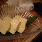 ととしぐれ - クリームチーズの西京味噌漬けだとぉ(。◕ˇε ˇ◕。)♡
