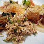 マンゴツリーカフェ - 美味しいタイ料理がもりだくさん