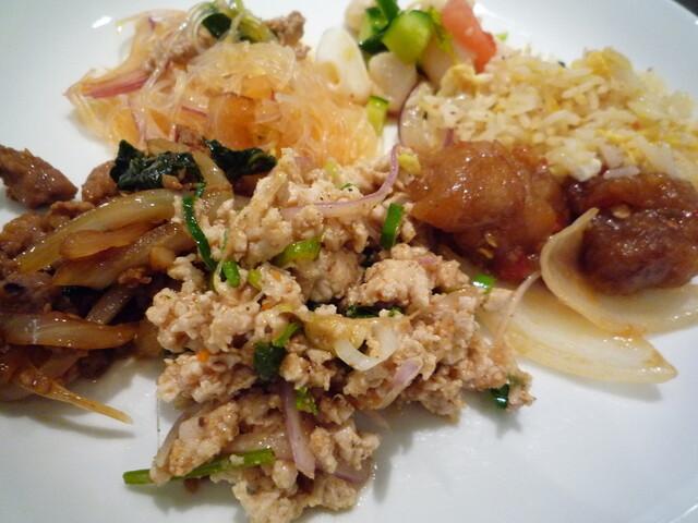 マンゴツリーカフェ ルミネ新宿の料理の写真