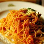 キャンティ セテ - ランチセット(本日のスパゲティ)
