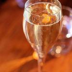 Osteria Bar the passion - スパークリングワイン