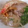 Umaimon - 料理写真:塩とんこつラーメン730円。