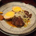 17143096 - 牛頬肉の煮込み
