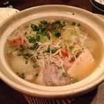 ヒラクヤ - やわらか角煮とゴロゴロ野菜の仙台芋煮