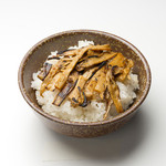 岩本屋 - メンマご飯