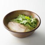 岩本屋 - (つけ麺)塩つけだれ