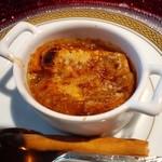 17145158 - オニオングラタンスープ