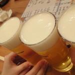 小石川 かとう - 献杯!