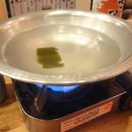 小石川 かとう - ブリしゃぶ鍋