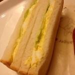 BONBON - 卵サンド