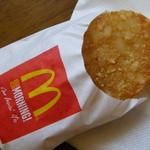 マクドナルド - 料理写真:ハッシュポテト・・・「フリーマンデー」にて無料でゲット!