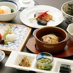 和食 おぎ - 季節のおまかせ¥10000コース