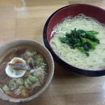 のりちゃん - 鴨の黒つけ麺・小