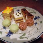 ボナキュー - ボナキュー特製デザート