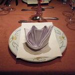 ボナキュー - テーブル