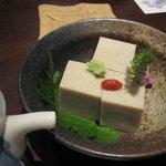 石臼挽き ふるまい蕎麦  ふる井 - そば豆腐
