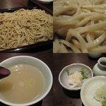 石臼挽き ふるまい蕎麦  ふる井 - 料理写真: