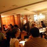 CAFE RIGOLETTO - 2階メインフロアー