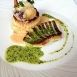 ギンキョウ - ランチ 鮮魚料理