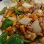 17152688 - 鶏肉とカシューナッツ