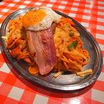 スパゲティーのパンチョ - ナポリタンデラックス
