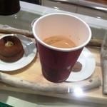 17153503 - サービスのコーヒー
