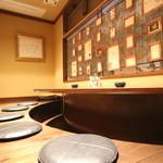 西洋居酒屋 夢の介 - 二次会・三次会にもピッタリのゆったり寛げる6名様まで対応の個室。