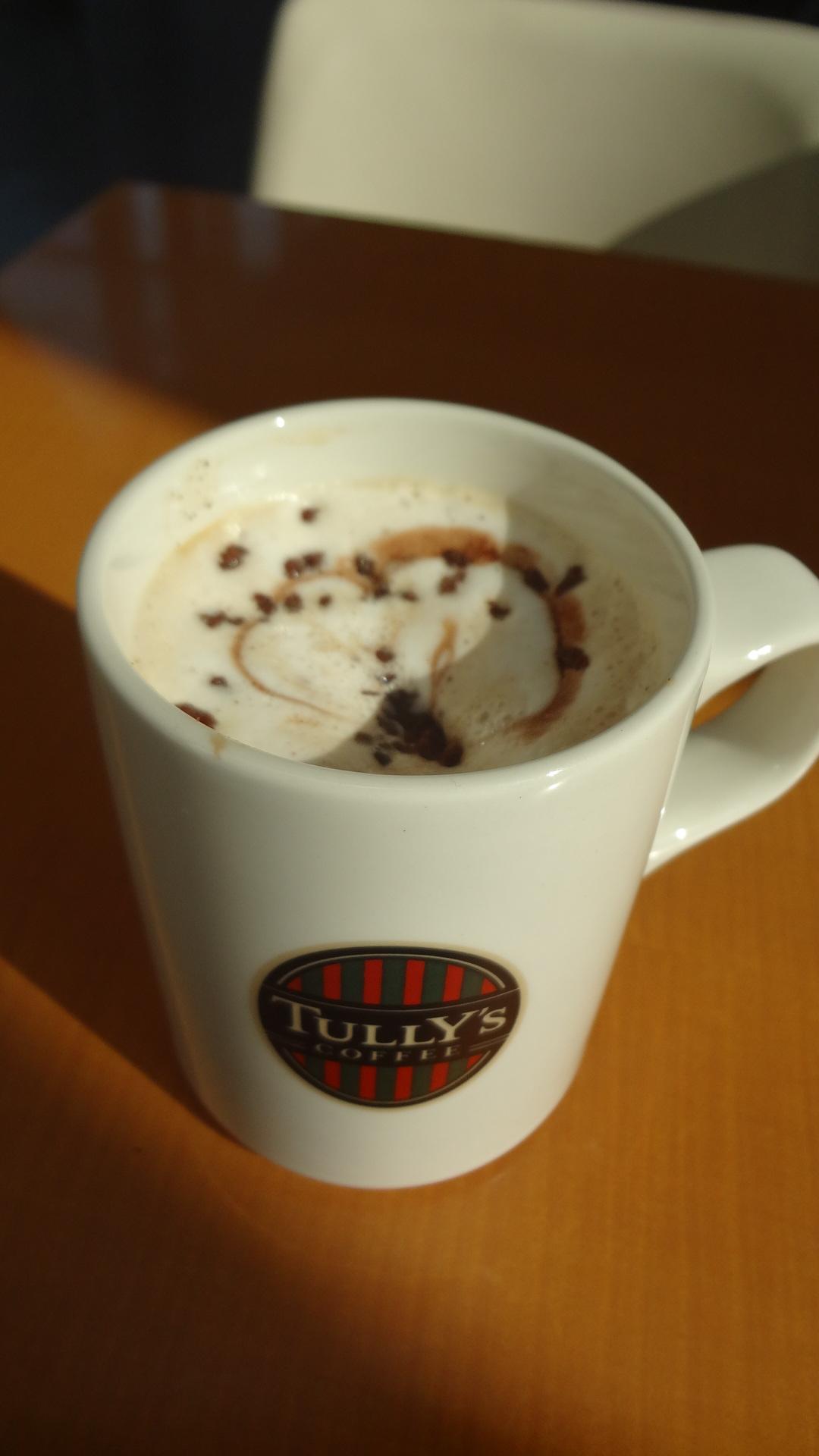 タリーズコーヒー ソニーシティ内店