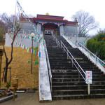 カフェ パルコル - チベット寺院・強巴林(チャンバラ)