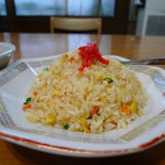 ますや飯店 - 料理写真:超シンプル炒飯