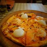 フィオレンティーナ - ランチのピッツァ