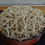 清川 - 1日10食限定そば「十割せいろそば」
