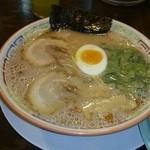大砲ラーメン - 2013.02・昔ラーメン(並、カタ) 570円