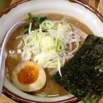 あさくら - 魚介こくこくラーメン(850円)