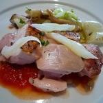 オッティミスタ - 阿波鶏もも肉のロースト