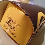 パティスリー ナツロウ - 料理写真:純生ロール 箱
