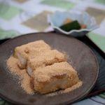 柿の木坂の家 - お餅カフェ 柿の木坂の家 あべかわ餅