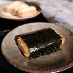 柿の木坂の家 - お餅カフェ 柿の木坂の家 いそべ焼き