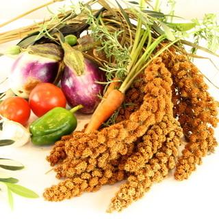 国産無農薬雑穀
