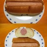 深町製パン - ポークフランク¥180