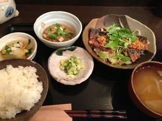 いざかや ほうせいどう - 2013年2月5日 サバの唐揚げ900円!