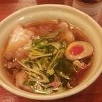 麺屋 かんじん堂 - 醤油チャーシューラーメン 880円