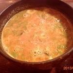 肉ばかラーメン なおじ - 2013/02/04 辛味噌つけ汁