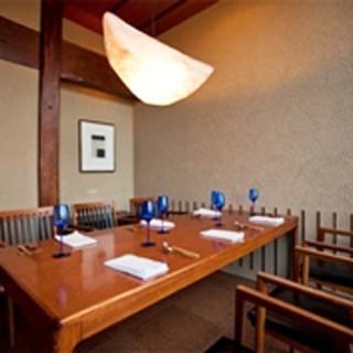 由布院山荘無量塔がある大分を軸に九州郷土料理を提供いたします