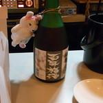 ドエル - 現在の私の梅酒「加賀百年梅酒」と一緒に♪